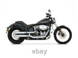 Silent Zard Harley-davidson Black Line Fat Boy Escape Pot