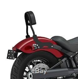 Sissy Bar CL For Harley-davidson Softail Sport Glide 18-19 Black