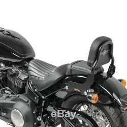 Sissy Bar Harley Davidson Softail Standard 2020 Black Css