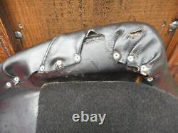 Solo Saddle The Pera For Harley Davidson Softail 1340 And Can Be 1450