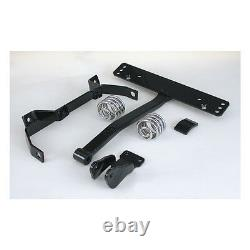 Solo Seat Mounting Kit For Wlc And Kr Session Harley Davidson Softail 00- 07