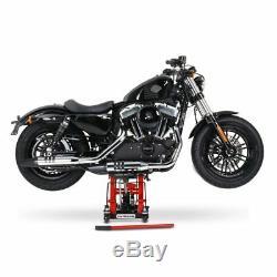 Stand Lr + Scissors For Harley Davidson Softail Low Rider / Slim / Sport Glide