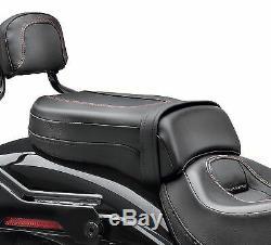 Sundowner Passenger Seat Harley-davidson Softail Breakout 2018-2019 Black