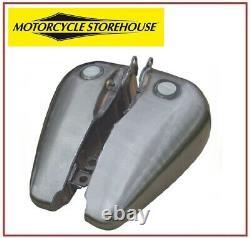 Tank Harley Davidson Gastank Flatside 5 Gallon Softail 85-86 1984 1999 Fx