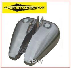 Tank Harley Davidson Gastank Flatside 6.0 Gallon 84 99 85-86 Softail Fxwg