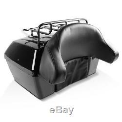 Top Case 43l For Harley Softail Breakout / Custom / Deluxe / Deuce / Slim