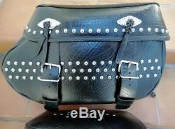 True Origin On Bags Harley Davidson Heritage Softail Classic