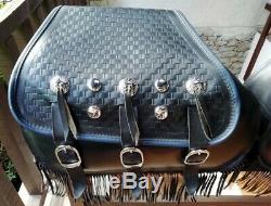 True Origin On Bags Harley Davidson Softail Springer Heritage Classic