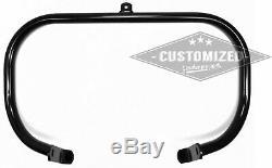 1,1/4 Pare Carter Harley Davidson Softail TC 2000-2017 Noir (90.5004B)
