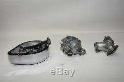 1995 Harley-Davidson Softail Fat Boy S & S Carburateur Entrée et Nettoyant D'Air