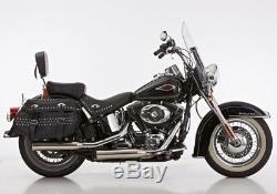 231920 Falcon Échappement Harley Davidson Softail Heritage Classic 07- FLSTC