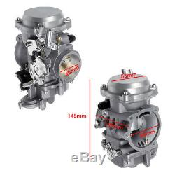 40mm Carburateur Carb pour Harley Davidson Softail Dyna FXR Touring Sportster