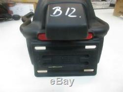 B12. Harley Davidson Softail FXSB Plaque Support Splash 67900384