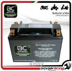 BC Battery moto lithium batterie Harley Davidson FXST 1340 SOFTAIL 19841990