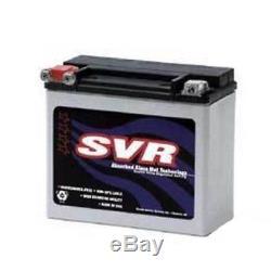Batterie Au Gel Svr Harley Davidson Softail 1984-1990