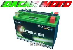 Batterie Moto Lithium Harley Davidson FXSTC 1340 Softail Custom 1986 1987 HJTX20