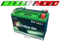 Batterie Moto Lithium Harley Davidson FXSTD 1450 Softail Deuce 2000 2001
