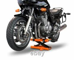 Béquille ciseaux CSO+ pour Harley Road King Custom/ Special, Softail Breakout