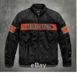 Blouson Harley Davidson Sportster Dyna Softail 883 V-rod Quarante Huit 48
