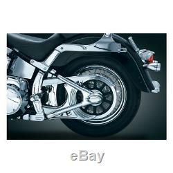 Cache Axe Bras Oscillant Kuryakyn Boomerang Harley Davidson Softail 2008-2017
