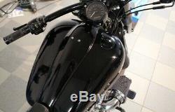 Cache Console Reservoir Dark Parts Harley-davidson Softail Breakout