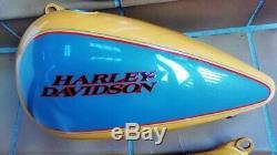 Carrosserie Complète Harley Davidson Softail 1340 Héritage 1994