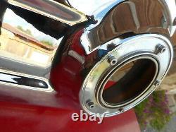 Carter Primaire Moteur D'origine Chrome Pour Harley Davidson M8 Softail