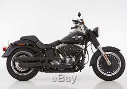 D'Échappement pour Harley Davidson Softail Fat Boy S 2015-2016 Flstfbs Falcon