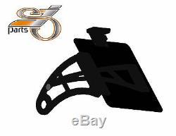 De Harley Davidson Softail Dyna Support Plaque D'Immatriculation Latérale +