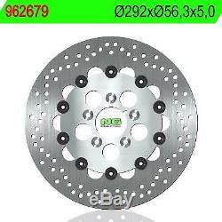 Disque, frein, arrière compatible avec HARLEY DAVIDSON FXSTD/I Softail Deuce 145