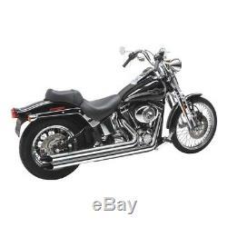 Echappement Vance & Hines Longshots Harley Davidson Softail 1987-2006