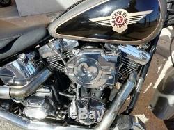 Filtre A Air Hypercharger Performances Kuryakin Pr Harley Davidson Softail