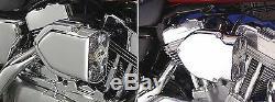 Filtre à Air Mod Kuryakin Harley Davidson Sportster Dyna Softail Touring H-D