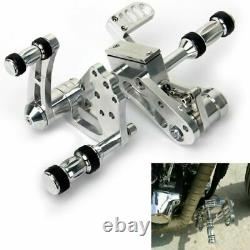 Forward Control Commandes Avancees Pour Harley Heritage Softail Fatboy 1984-1999