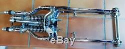 Fourche D'origine Harley Davidson Springer Softail