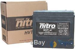 HARLEY DAVIDSON 1340 FXSTC 1340 Softail Custom (91-96) Batterie YB16CL-B