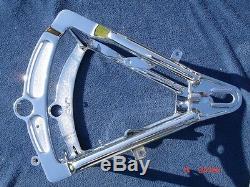 Harley Chrome Softail Bras Héritage Deuce, FXST Adapté 00-07 P/N 48442-00