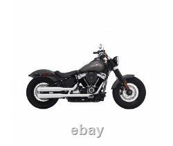 Harley Davidson Flf / Fxb / Fxl Softail 2018 Silencieux Echappement Rinehart