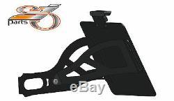 Harley Davidson Softail Nighttrain Support Plaque D'Immatriculation Latérale +
