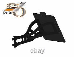 Harley Davidson Softail Support de Plaque Latéral sur le Côté