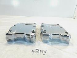 Harley Davidson Touring Dyna & Softail Chrome Culasse Rocker Boites
