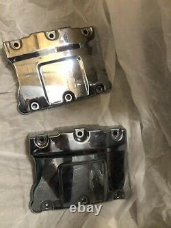 Harley Davidson Twin Cam Chrome Engine Covers 88 96 103 110 Touring Dyna Softail