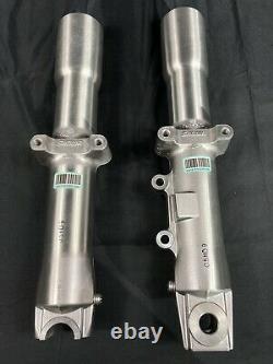 Harley Davidson fork sliders 45915-08 / 45916-07 Softail