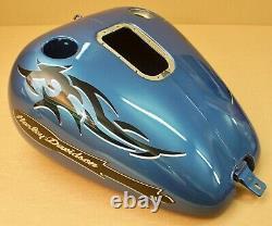 Harley Original Réservoir à Carburant Réservoir Softail