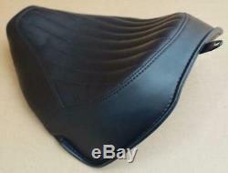 Harley Original Seat Banquette Tuck & Roll Softail Slim Siège FLS Fsx