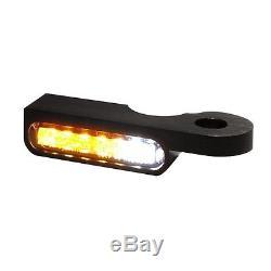 Heinzbikes LED Raccords Combinaison clignotant-feu de position SOFTAIL -14