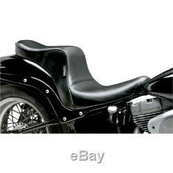 Le Pera Cherokee Custom selle lisse Harley Davidson Softail 06-12