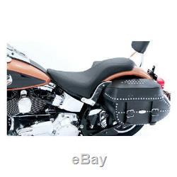 MUSTANG Feux de Jour Tripper Banquette F. Harley-Davidson Softail 00-06