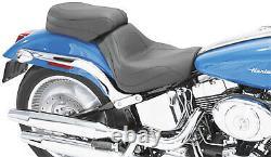 Mustang Vintage Solo Siège 75203 Harley-Davidson FXSTD Softail Deuce Fxstdi Etc