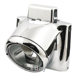 Nacelle Capotage Housing Headlamp Harley Davidson Softail Chrome